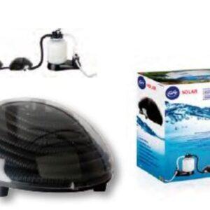 Riscaldatore solare sferico per piscine fuori terra Ø 57×25