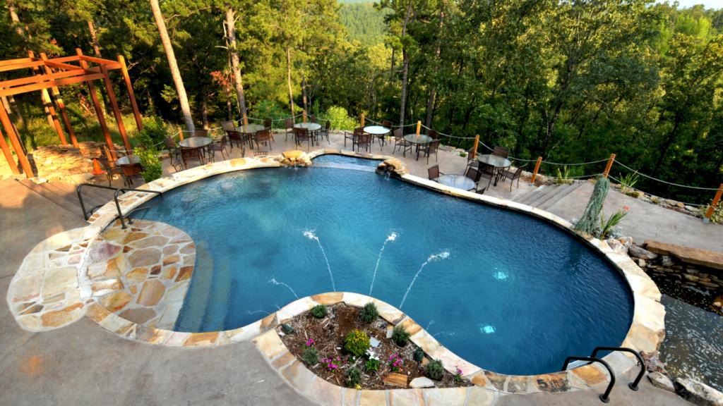 Accessori piscina interrata