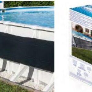 Riscaldatore pannello solare in polietilene 600×60.