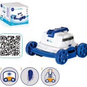 Robot Pulitore KAYAK JET BLUE RKJ14